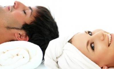 Massaggio di coppia + Hammam