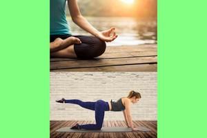 Nuovi Orari corsi di Yoga e Pilates