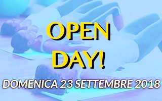 23/09/2018 – Open Day!