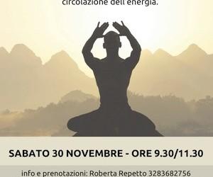 30/11/2019 – Stage di Qi-Yoga-Pranayama