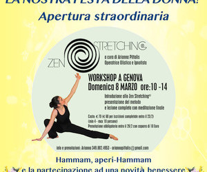 08/03/2020 – Apertura straordinaria e Workshop di Zen Stretching®